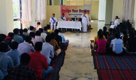 Brahma Kumaris  MERA BHARATH SWARNIM BHARAT Rath Yatra  at PIHS (Oct.04,2019)